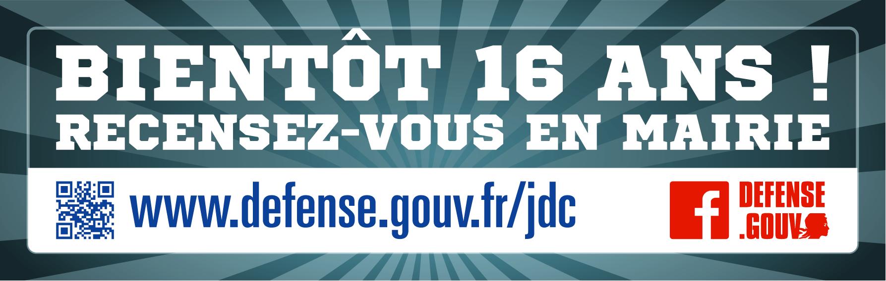 JDC - Journée Défense & Citoyenneté !